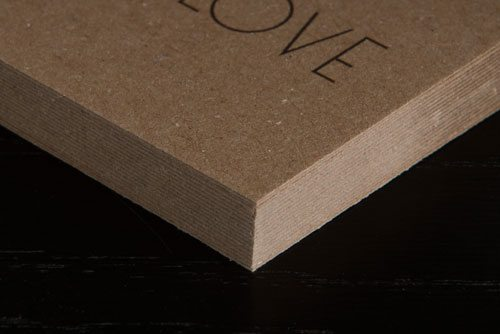 prints of love Kraft Paper quality printing